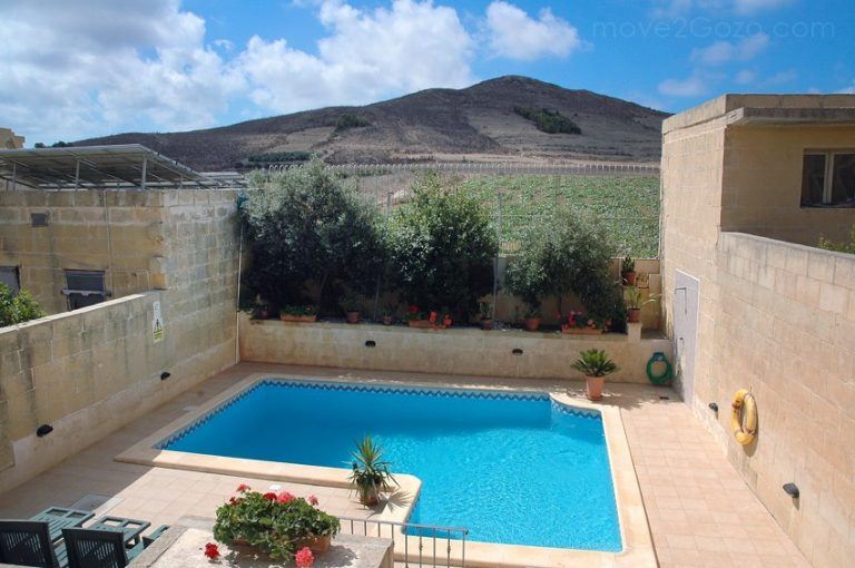 Six stunning apartments for sale in Gozo